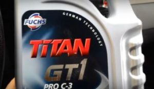 автомасло Fuchs Titan