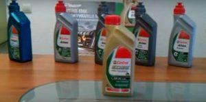 Компания Castrol, моторные масла