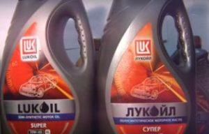 Моторные масла Лукойл, характеристики, краткий обзор особенностей