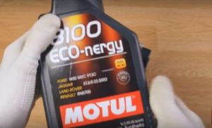 Моторное масло Motul 8100 Eco-nergy