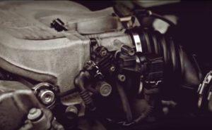 Мойка двигателя от масла