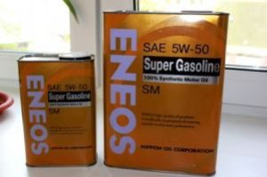 синтетическое моторное масло 5W-50