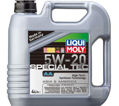 Моторное масло 5w20: характеристики