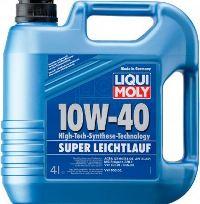 автомасло Liqui Moly Super Leichtlauf