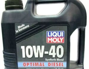 автомасло Optimal Diesel Liqui Moly характеристики