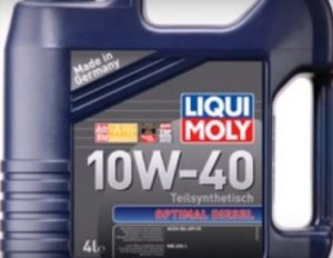 Optimal Diesel Liqui Moly engine oil
