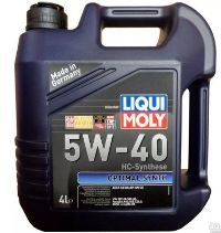 Synth Optimal Liqui Moly engine oil