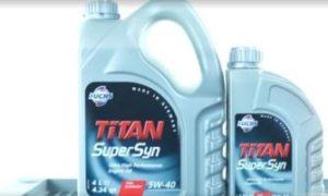 преимущества моторных масел Titan