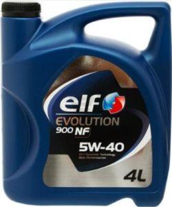 Моторное масло вязкостью 5W-40