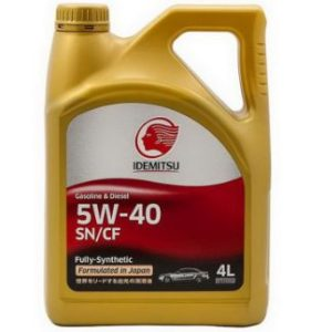 сравнение моторного масла 5W-40