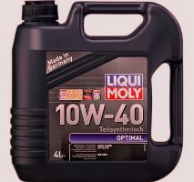 Моторное масло Optimal Benzin Liqui Moly