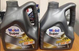 Как отличить масло Mobil от подделки