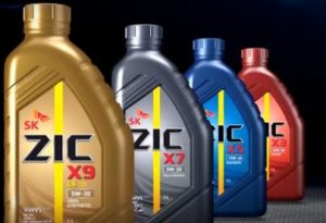 SK Lubricants, моторное масло ZIC