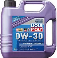 Масло Liqui Moly Synthoil Longtime