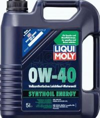 Engine oil Liqui Moly Energy