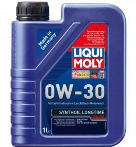 Моторное масло Liqui Moly Synthoil Longtime Plus