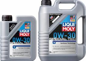 Моторное масло Liqui Moly Special Tec