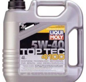 моторное масло Liqui Moly Top Tec 4100