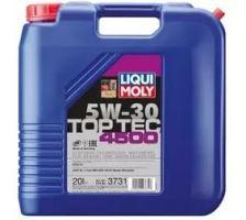 Обзор моторного масла Liqui Moly Top Tec 4500