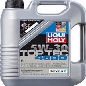 Моторное масло Liqui Moly Top Tec 4600