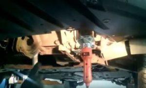 процедура замены масла в АКПП Форд Фокус 3