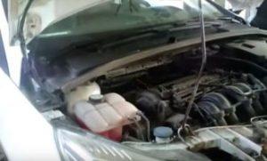 Замена масла в АКПП Форд Фокус 3