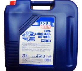 LKW-Leichtlauf-Motoroil Basic от Liqui Moly