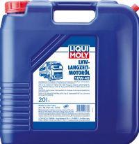 Моторное масло LKW-Langzeit-Motoroil Basic Liqui Moly
