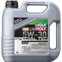 Моторное масло Special Tec AA Liqui Moly