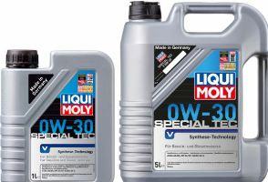 Моторное масло Special Tec V Liqui Moly