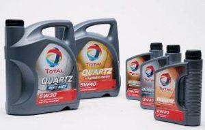 Моторное масло Тотал Кварц (Total Quartz)