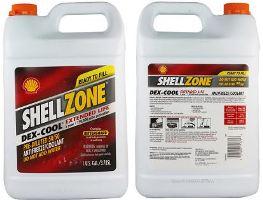 Antifreeze shell
