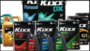 моторное масло Кикс