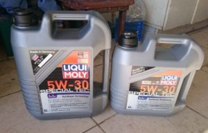 Oil Special Tec LL Liqui Moly