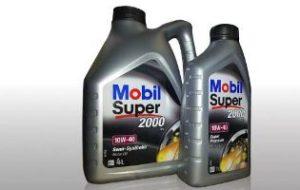 моторное масло Мобил 10W40