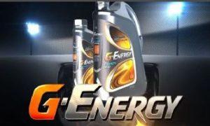 Моторное масло Джи Энерджи (G-Energy)