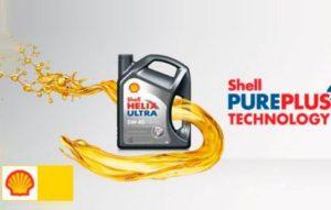 Моторное масло из газа