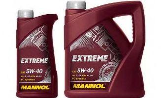 Моторное масло Mannol 5W40