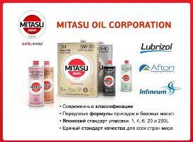 Моторное масло Митасу (Mitasu)
