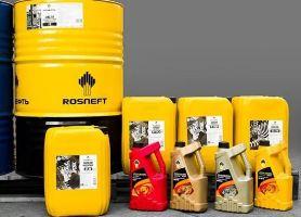 Моторные и промывочные масла Роснефть