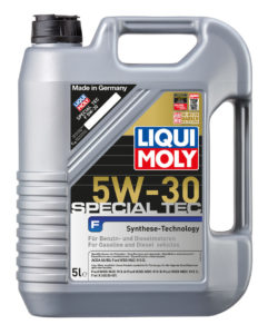Special Tec F Liqui Moly Engine Oil