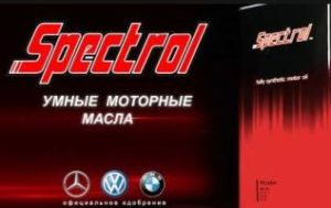 моторное масло Спектрол