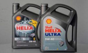 масла Shell Helix