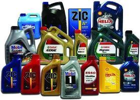 Выбор масла по марке автомобиля