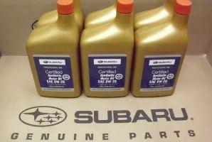 масло Субару (Subaru)