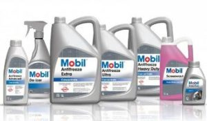Antifreeze mobile