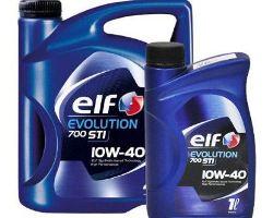 масло ELF Evolution 700 ST 10W-40