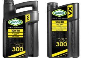 Французские моторные масла YACCO