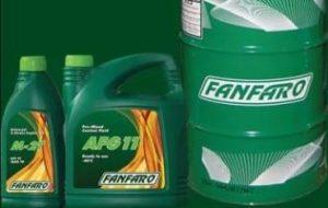 Моторное масло Фанфаро