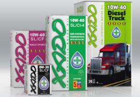 Моторное масло Хадо с гелем-ревитализантом
